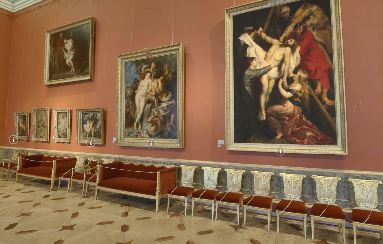The Rubens Room Hermitage